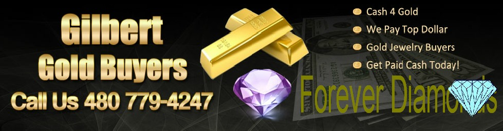 Gilbert Gold Buyers 480 779-4247 Banner